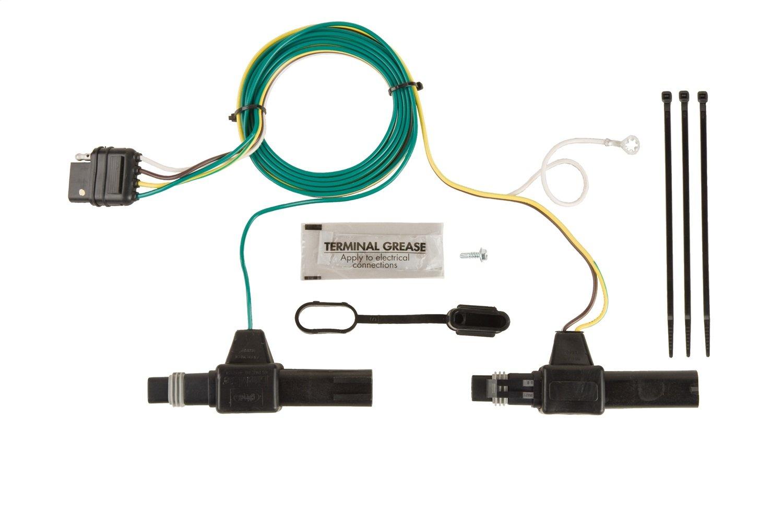 amazon com hopkins 42105 plug in simple vehicle wiring kit automotive rh amazon com