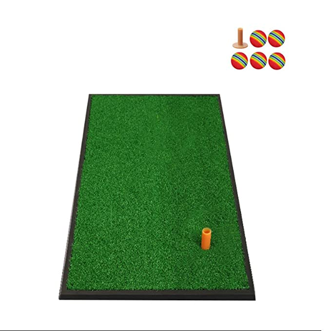 LEI ZE JUN UK- Artificial Verde Mini Alfombra de Golf Golf ...