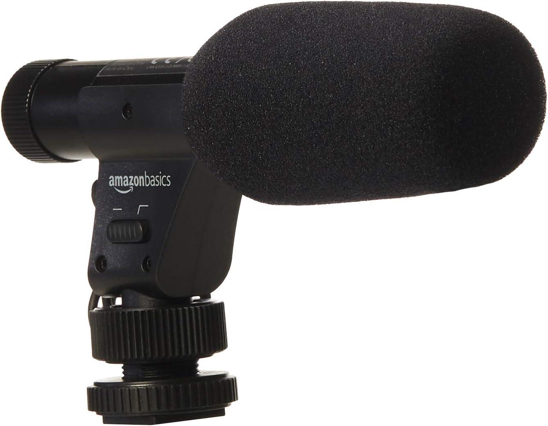 AmazonBasics On-Camera Microphone