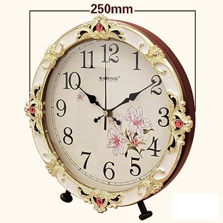 Reloj Europeo Dormitorio Dormitorio Reloj Mesa Sala de Estar Retro ...