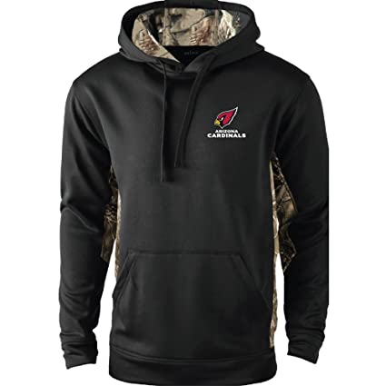 Dunbrooke Apparel NFL Arizona Cardinals Men s 5436.0Ranger Camo Accent Tech  Hoody f3f25789c