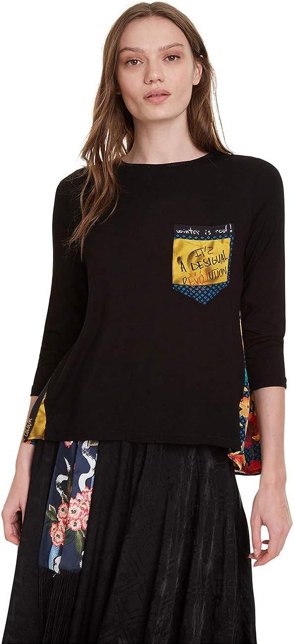Desigual T-Shirt Lindsey Donna