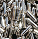 25 Dummy Rounds - Display Pieces Silver - Fits in
