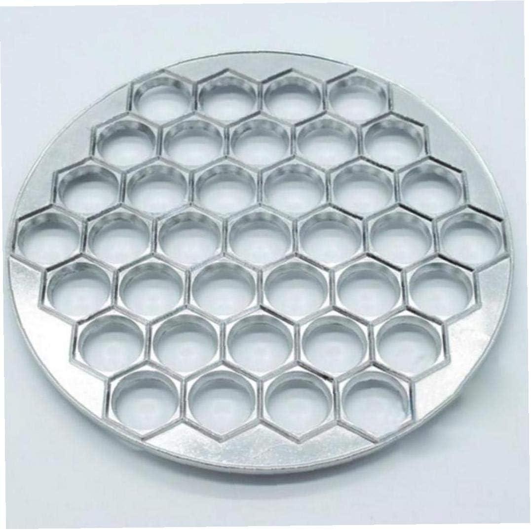 37 Trous Dumpling Outils De Moulage Dumplings Maker Ravioli Aluminium Moule De Cuisine Outils Diy