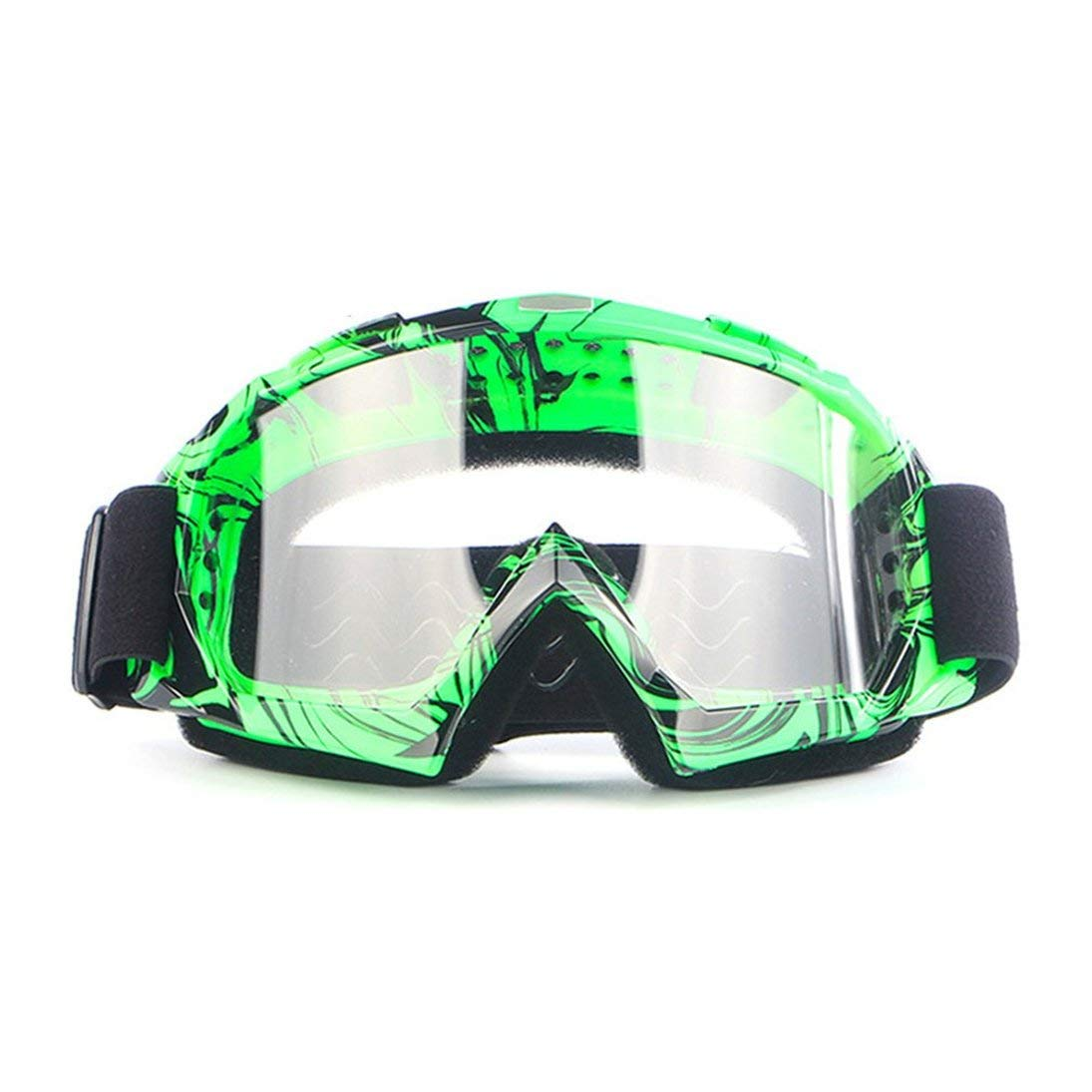 Baynne Motorcycle Rider Wear X600 Motocross Protective Goggles Riding Ski Goggles for Outdoor Activity Skiing Riding