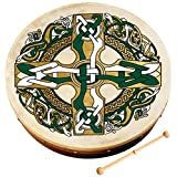 Waltons 8-Inch Celtic Cross Bodhran