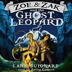Zoe & Zak and the Ghost Leopard (Volume 1)
