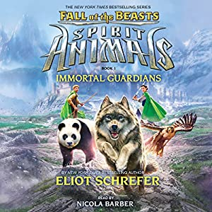 Immortal Guardians Audiobook