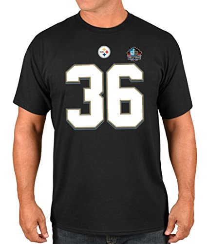 73f9ee2a143 Image Unavailable. Image not available for. Color  Majestic Jerome Bettis Pittsburgh  Steelers NFL HOF Eligible Receiver ...