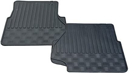 Land Rover Defender BTR7896 Front Right Rubber Mat NEW