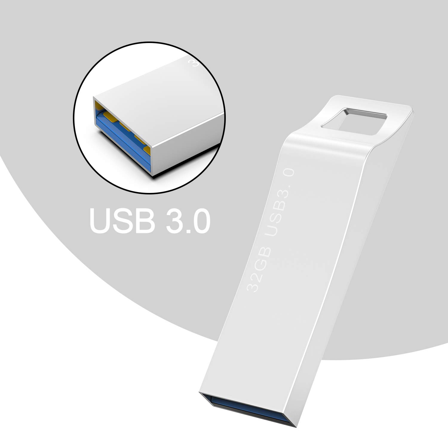 Amazon.com: Sanfeya - Memoria USB 3.0 de 32 GB para ...