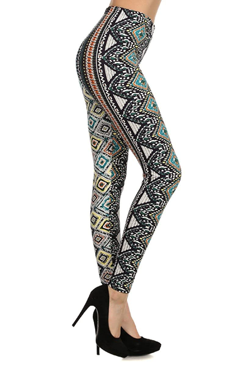 2eb37af2ecdbc Always Branded Newest Legging Styles - Aztec, Tribal, Abstract, Animal, and  More