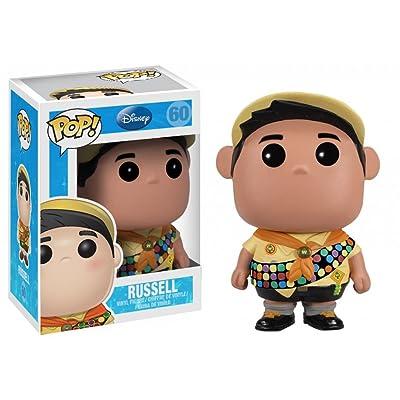 Funko POP Disney Series 5: Russell Vinyl Figure: Funko Pop! Disney:: Toys & Games