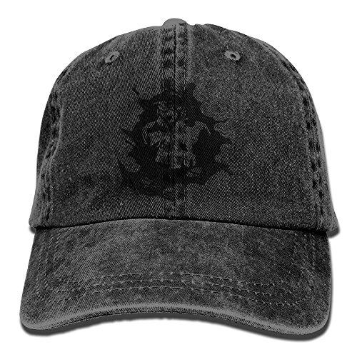 Vampire Urban Style Cowboy Hat Rear Cap Adjustable Cap (Urban Cowboy Hats)