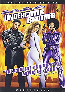 amazoncom undercover brother collectors edition ride