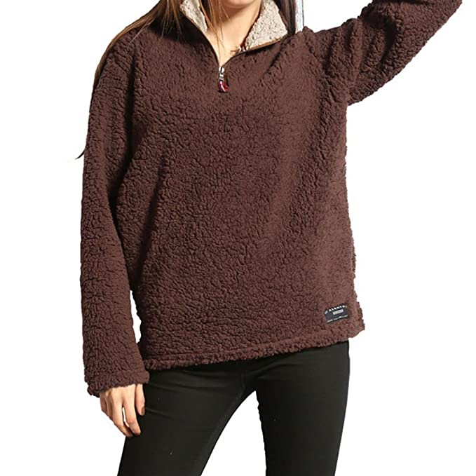 6d3462e3682 New!! Women Plus Size Fleece Pullover