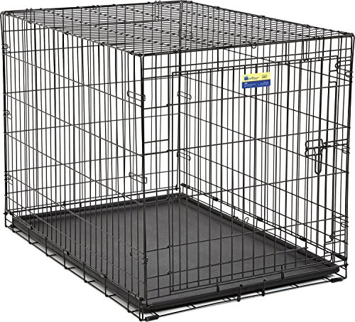 Midwest Metal Products 848 Home Training Crate for Dogs, 48