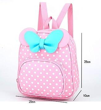 MEOBHI Mochila Bolsas Infantiles para niñas Kindergarten ...