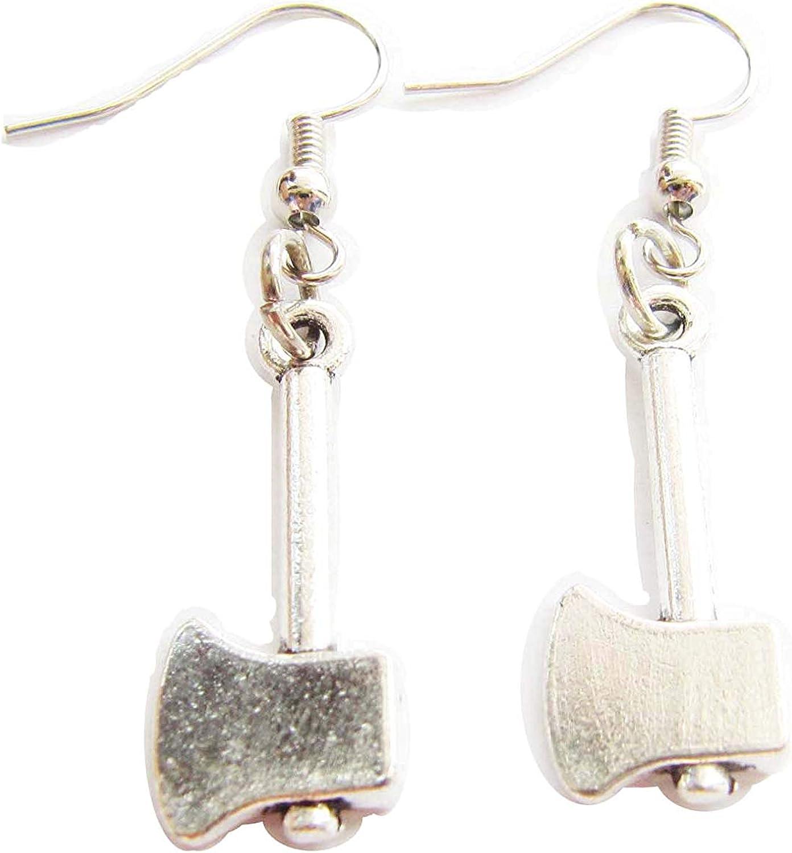 Industrial Tools Dangle Earrings