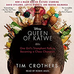 The Queen of Katwe Audiobook