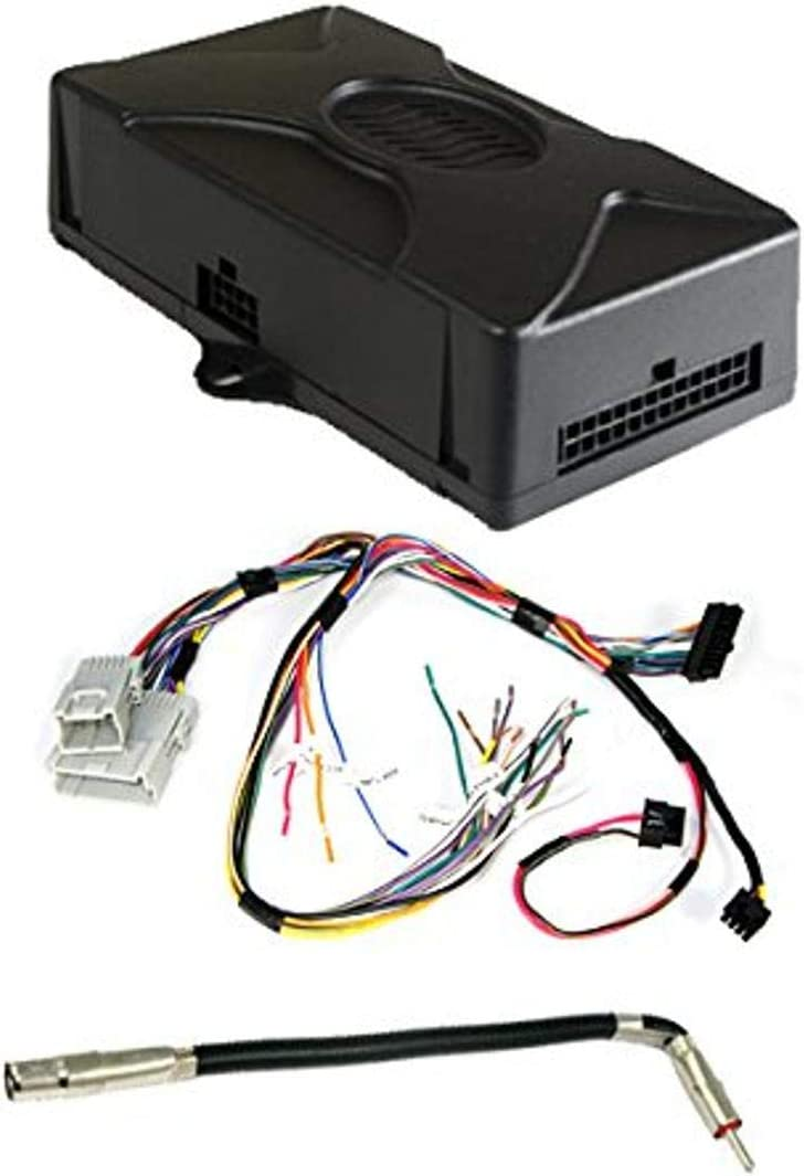 CRUX SONGM-11 OnStar Radio Replacement Interface for Select GM Class II Vehicles