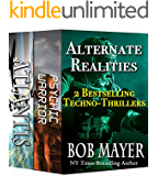 Alternate Realities: 2 Bestselling Techno-Thrillers