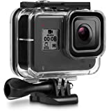 Deyard 60M Waterproof Case for GoPro Hero 8 Black Underwater Waterproof Protective Housing Case for GoPro Action Camera with