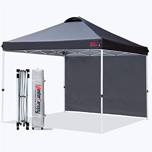 MASTERCANOPY Patio Pop Up Instant Shelter Beach Canopy