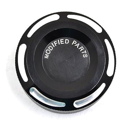 Tapa de la tapa del líquido del depósito del freno trasero de aluminio de la motocicleta para TRIUMPHDAYTONA 675 675 R SPEED TRIPLE R 1050 1050