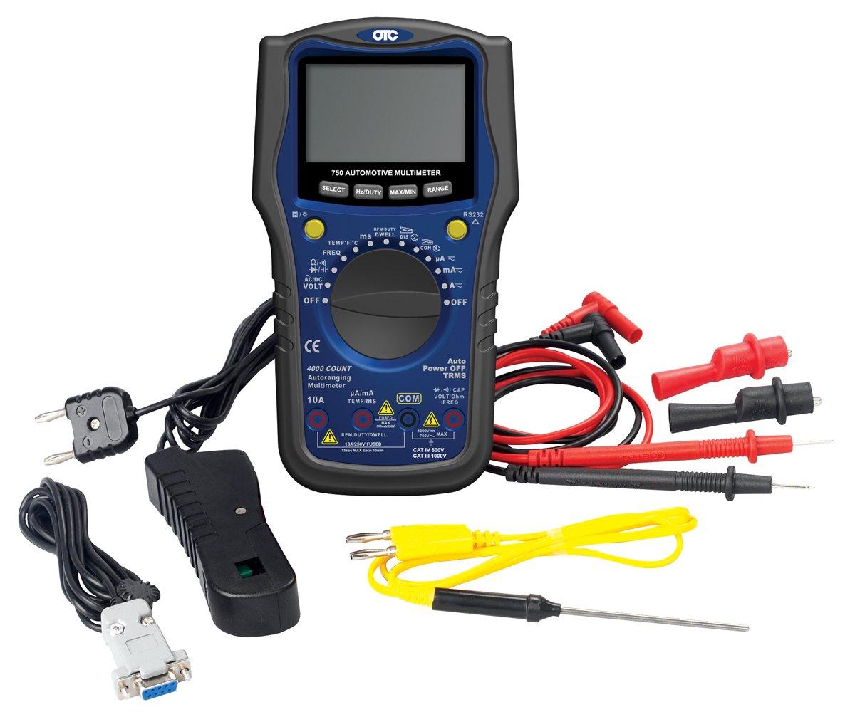 OTC 3980 750 Series Automotive Multimeter by OTC (Image #1)