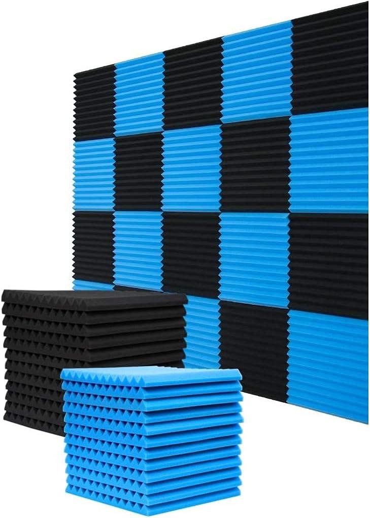 YDHTDLHC 52 Pack Acoustic Panels Studio Foam 12