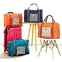 多用可折叠防水大号旅行收纳袋 行李购物袋拉杆箱旅行收纳包手提单肩包挂袋