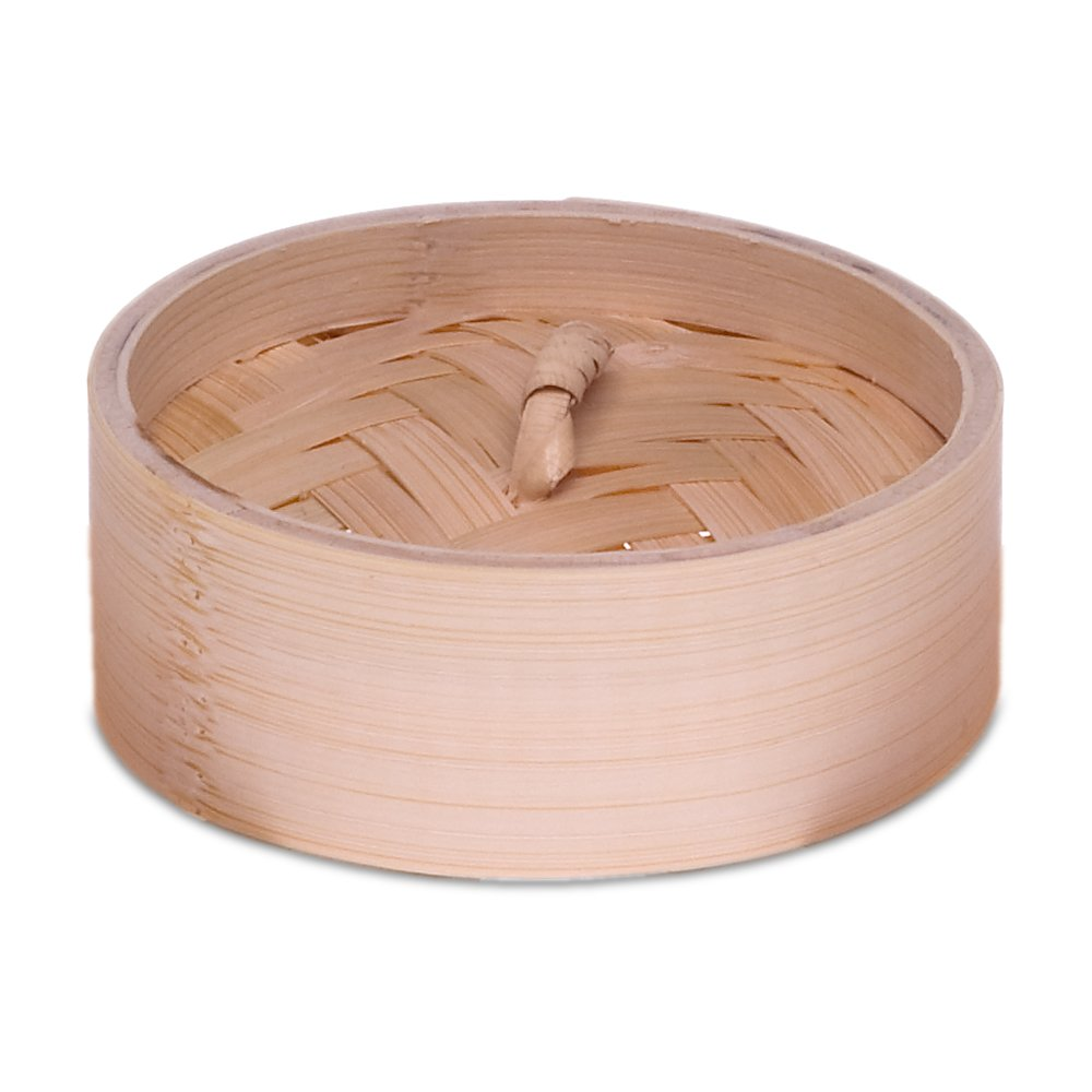 Comatec Bamboo Steamer Lid 3 inch