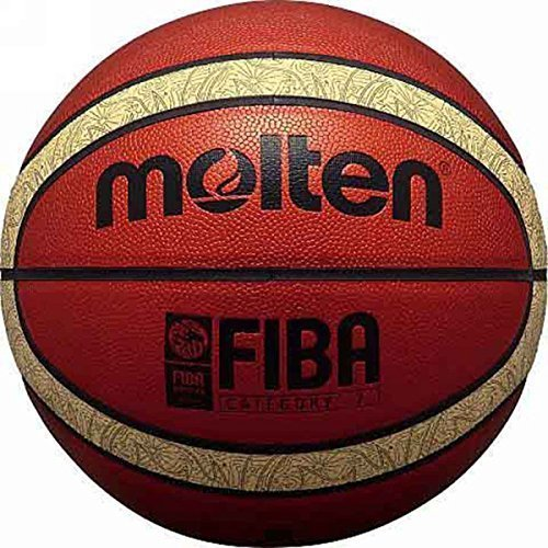 Molten b6t5000 33 libertria cuir synthétique officielle Match 12 Panneau Basketball NOUVEAU Only Sportsgear
