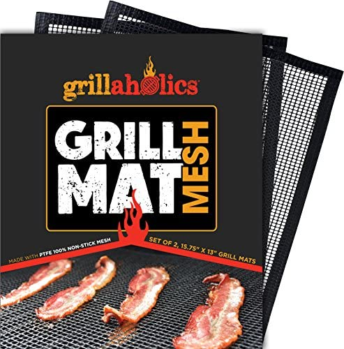 Grillaholics BBQ Mesh Grill Mat