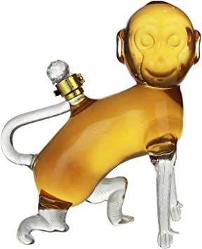 QSSQ 1000Ml Mono Decanter De Bourbon, Whisky, Vodka ...
