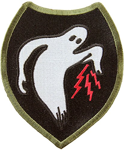 (Army 23rd Headquarters Special Troops (Ghost Army) Patch Full Color )