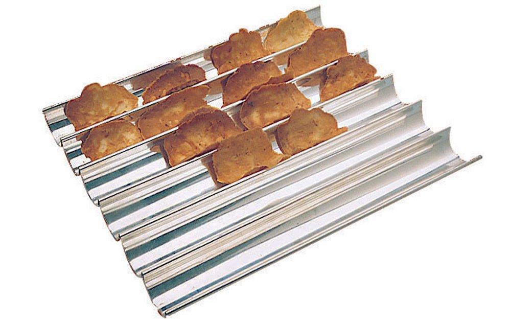 Paderno World Cuisine Tin Tuile Sheet