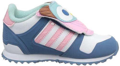 adidas Originals Zx 700Owl Cf I, Baby Babyschuhe - Lauflernschuhe, Pink -  Pink - Rose (Pink/Clear Green/White) - Größe: 19: Amazon.de: Schuhe &  Handtaschen