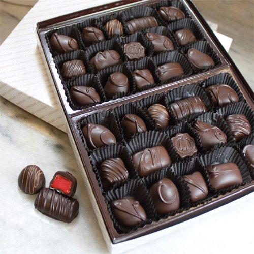 Dark Chocolate Signature Assortment 1 Lb.