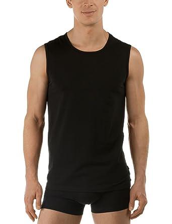Neupreis 47761 efe90 Calida Männer Tank-Top mit Rundhalsausschnitt Unterhemd in Single  Jersey-Qualität