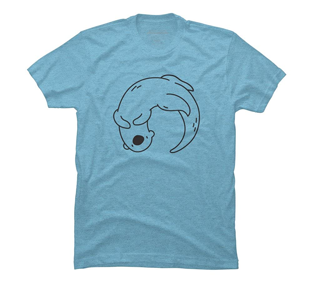 Otter Graphic T Shirt -