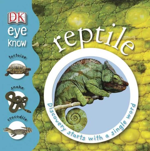 Eye Know: Reptile ebook