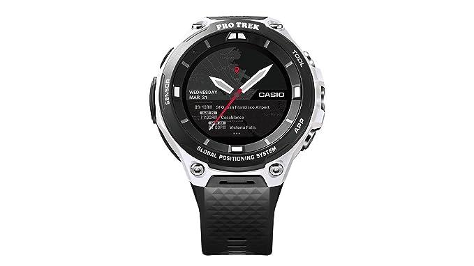 Casio - Pro Trek Smart WSD-F20-WECAE, Pro Trek: Amazon.es ...