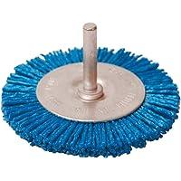 Silverline 218250 - Cepillo circular abrasivo con filamentos