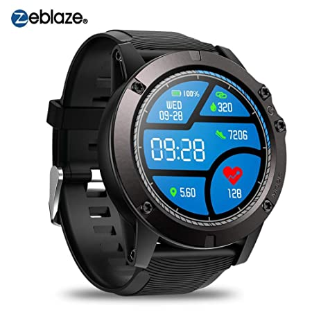Zeblaze Vibe 3 Pro Sports Tracker Bluetooth Smartwatch ...