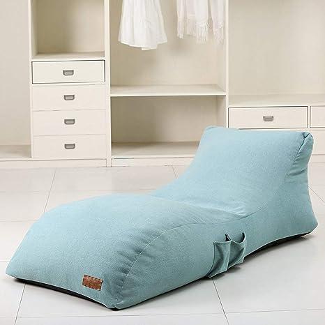 LXYFMS Lazy Sofa Bean Bag, Creative Sofa Chair, Dormitorio ...