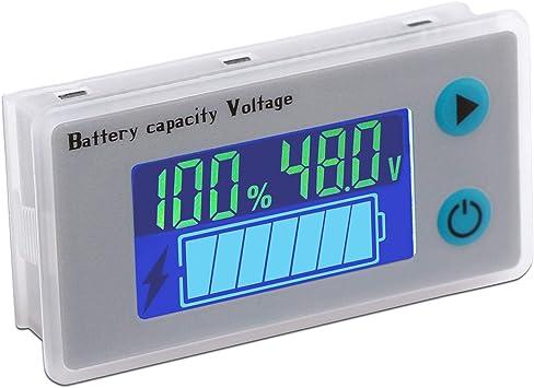 Li-ion Lithium Lead-acid Battery Capacity Discharge Tester Analyzer BBC
