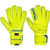 Reusch Fit Control Pro G3 Junior Goalkeeper Gloves Goalkeeping Soccer Gloves