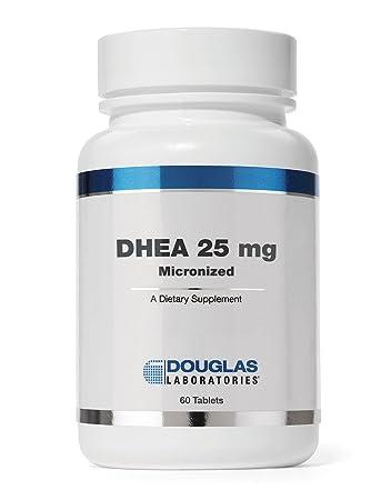 Douglas Laboratories - DHEA 25 mg - Micronized to Support Immunity, Brain, Bones,